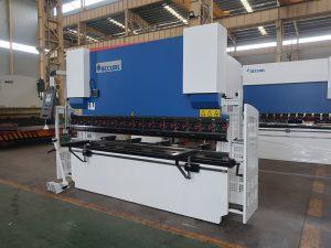 100T 2500 2軸制御油圧プレスブレーキ曲げ機械