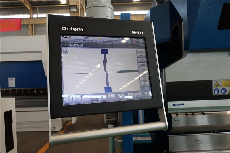 Delem DA58T 2D CNCシステム