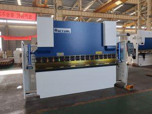 300トン油圧NCプレスブレーキマシン5M、CE安全認証付き