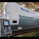 4軸CNCプレスブレーキマシン175トン×4000ミリメートルCNC電動クラウニング