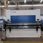 WC67K油圧CNCプレスブレーキ、CNC曲げ機価格