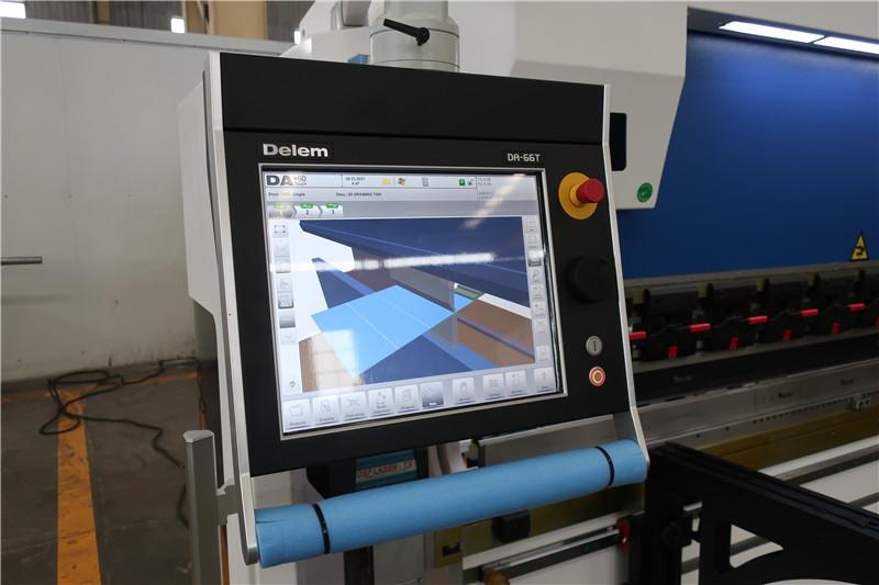 DELEM DA66T 3D CNCシステム