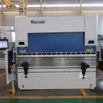 WC67K 500T / 4000ミリメートルcnc油圧ステンレス鋼プレスブレーキ、高効率版板金曲げ機械