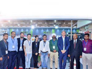 Accurlは2016年にインド展に参加しました