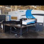 CNCサーボ駆動ラムタレットパンチプレス、サーボCNC打抜き機用50トン