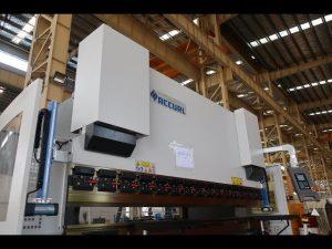 油圧NCプレスブレーキ/板金曲げ機MB7-125Tx3200