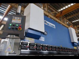 ディフェンダーlazersafeとELGO P40 NCシステムを備えた油圧プレスブレーキMB7-100Tx3200mm