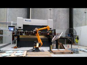 ロボット曲げセルシステム用ロボットCNCプレスブレーキ