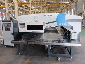 MAX-SF-30T油圧パンチプレス機CNCファンチャックシステムタレットパンチマシン、アマダ工具製造機械製造