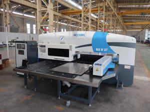 CNCタレットパンチング機、自動穴あけ機、CNCパンチプレス価格