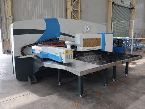 CNCタレットパンチプレス工作機械