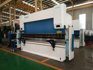 高精度と高速WC67K油圧CNCプレスブレーキ