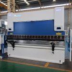 鋼板7軸400トン6000 MM cncプレスブレーキ曲げ機械CEとCQC
