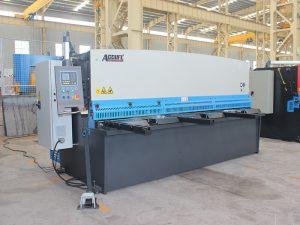 高品質の油圧ギロチン油圧剪断機械