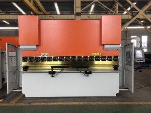 Wc67K  -  160t 3200ミリメートル油圧CNCプレスブレーキ、販売のためのプレスブレーキ、da41の小さなプレスブレーキ